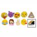 Premium Metal Emoji Pins